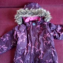 Παιδικό χειμωνιάτικο σακάκι Lassie - 20