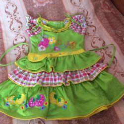 Φόρεμα ρ.104-110