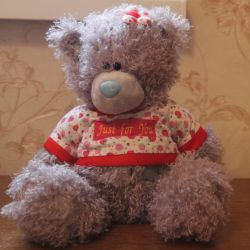 Teddy με φέρνει σε σας