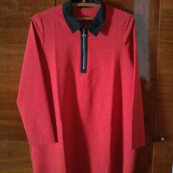 Νέο εταιρικό κόκκινο όμορφο φόρεμα !!!