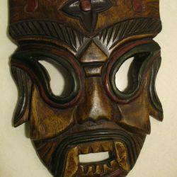 Maske Afrika