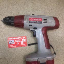 I62 tool-screwdriver Bison ZDA-14.4 KN