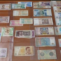 Yabancı banknotlar