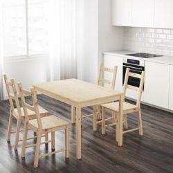 Table, pine. 120x75 cm. Sweden