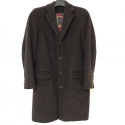 Men's coat wool