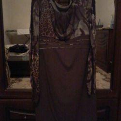 The dress. .