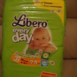 Libero every day 3 (74 pcs.)