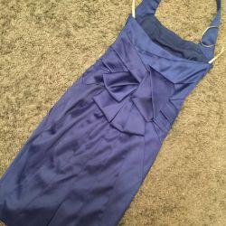 Платье karlen millen c открытой спиной
