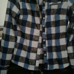 Tricou de cămașă