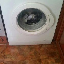 Repair of washing machines.