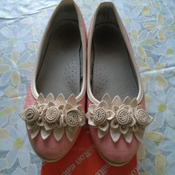 Shoes for the girl f.Milton 31р-р