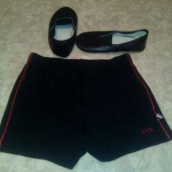 Shorts, Czechs