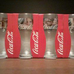 Wine Glass Collection 4pcs Coca-Cola