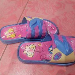 Papuci 32 dimensiune