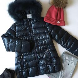 Jacket NEW for girl 6 years