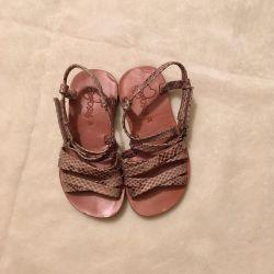 New sandals Zara