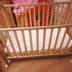 Crib Baby Italia χρησιμοποιείται