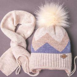 Καπέλο + Κασκόλ
