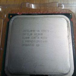 lntel Xeon X5472 3.0GHZ / 4 çekirdek