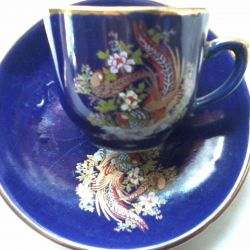 coffee set, cups 89g