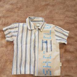 Şık yazlık gömlek