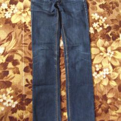 Jeans for the girl of river 26 (42-44) S