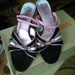 Обувь. Босоножки летние. Б/у