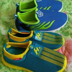 Pantofi pentru copii noi