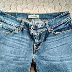 Women's jeans p.28-29. 400 rub