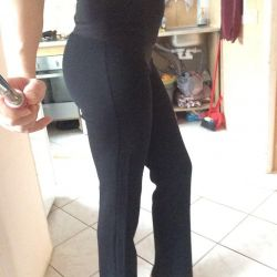 Trousers for the Pregnant