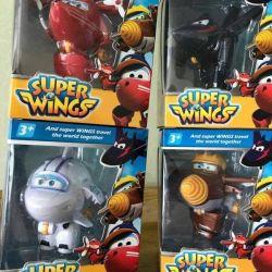 Super Wings Super Wings Transformers