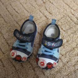 Παπούτσια για το αγόρι, 20 μεγέθη