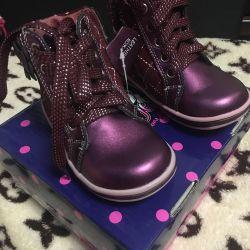 Демисезонные ботинки 21 размер