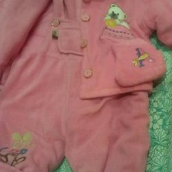 Jackets and overalls for children