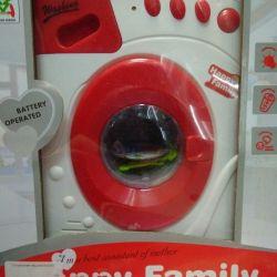 Игрушка стиральная машина спб в спб