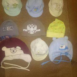Caps and caps