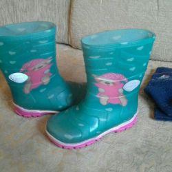 Kotofey rubber boots p26