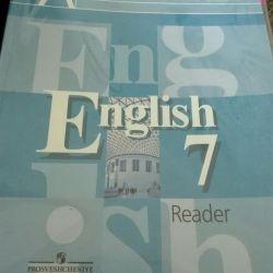 İngilizce 7. sınıf Okumak için kitap!