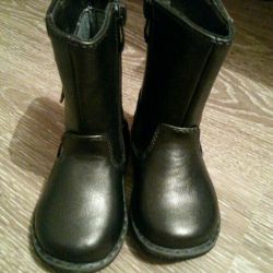 New boots 21р.
