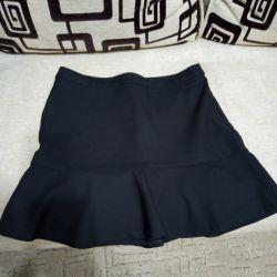 New black skirt