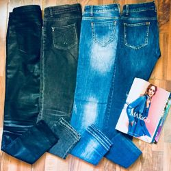 Jeans for women 3 units