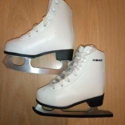 Skates curly 26r.