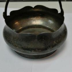 Ζάχαρη Bowl Silver 84