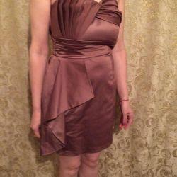 Κομψό φόρεμα 44-46r