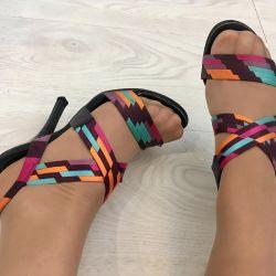 Sandale soluție 35