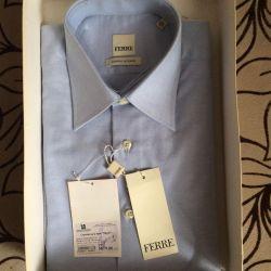 Ferre πουκάμισο νέο