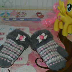 рукавиці зимові