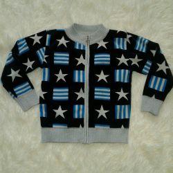 Sweatshirt for a boy velor!