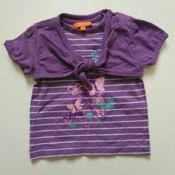 T-shirt for girls. New