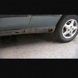 Replacement threshold repair Mercedes W202